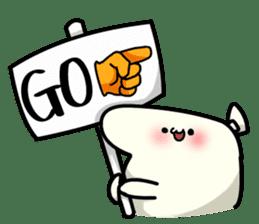 TEBUKURO-CHAN sticker #160721