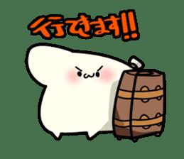 TEBUKURO-CHAN sticker #160736