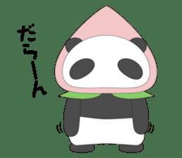 momopanda sticker #161179