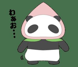 momopanda sticker #161201