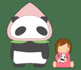 momopanda sticker #161218