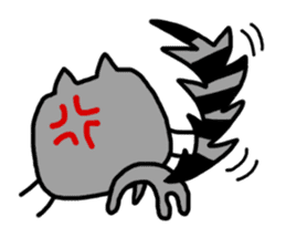 cat + cat sticker #161283