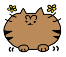 cat + cat sticker #161284