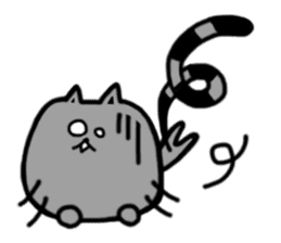 cat + cat sticker #161285