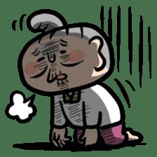 KAORI-SAN sticker #162310