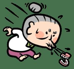 KAORI-SAN sticker #162313