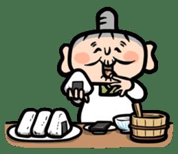 KAORI-SAN sticker #162322