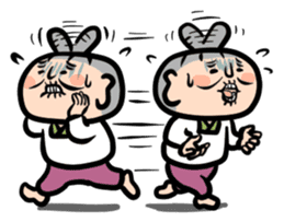 KAORI-SAN sticker #162326