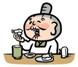 KAORI-SAN sticker #162328