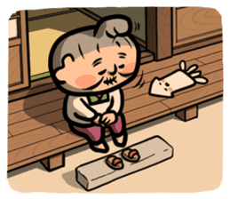 KAORI-SAN sticker #162335