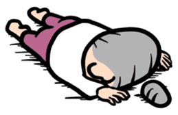 KAORI-SAN sticker #162336