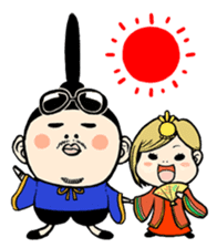 JIRO'S FAMILY sticker #162762
