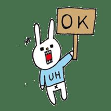 UH (English version) sticker #162951