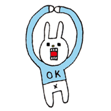 UH (English version) sticker #162952