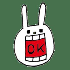 UH (English version) sticker #162954