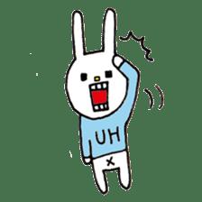 UH (English version) sticker #162958