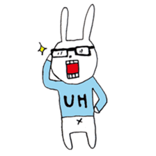 UH (English version) sticker #162959