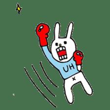 UH (English version) sticker #162961