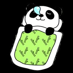 Wake-up Panda