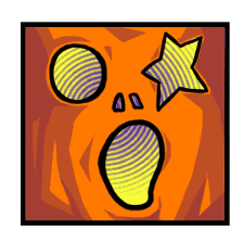 The face sticker #163828