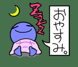 blue ego sticker #164105