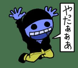 blue ego sticker #164106