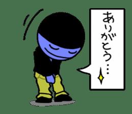 blue ego sticker #164112