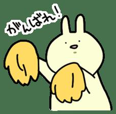 Day-to-day of rabbit sticker #164313
