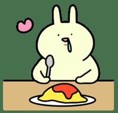 Day-to-day of rabbit sticker #164329