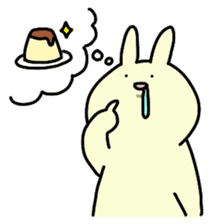 Day-to-day of rabbit sticker #164331