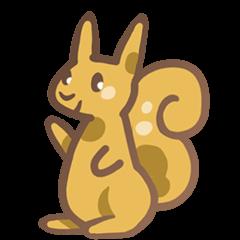 Squirrel-chan Stump