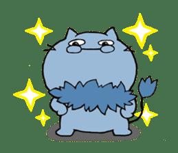Cat couple sticker #164918