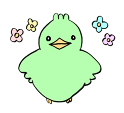 Birdsssss sticker #164956