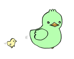 Birdsssss sticker #164977