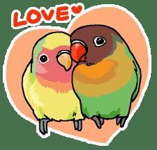 Happy days together with MARU sticker #165256