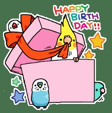 Happy days together with MARU sticker #165257