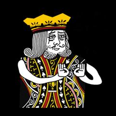 King under high-pressure