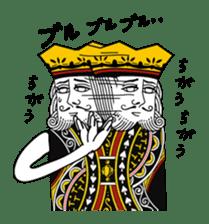 King under high-pressure sticker #165502