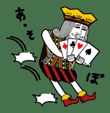 King under high-pressure sticker #165518