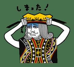 King under high-pressure sticker #165521