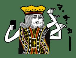 King under high-pressure sticker #165526
