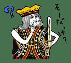 King under high-pressure sticker #165528