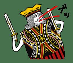 King under high-pressure sticker #165536