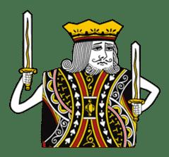 King under high-pressure sticker #165537