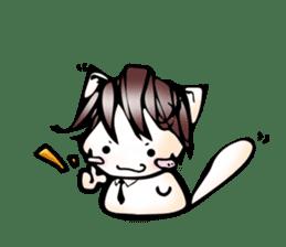 Cat Daddy sticker #165681