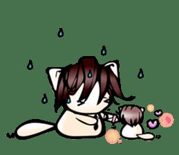 Cat Daddy sticker #165688