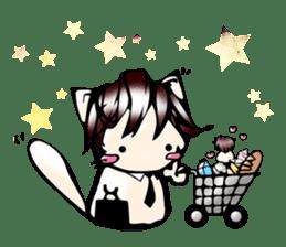Cat Daddy sticker #165690