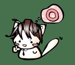 Cat Daddy sticker #165691