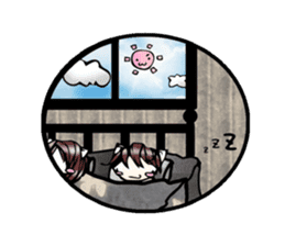 Cat Daddy sticker #165694