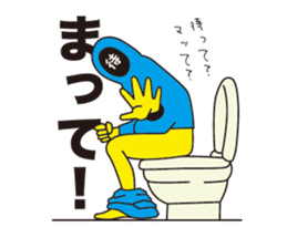 kaomoji-kun sticker #165821